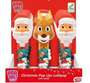 Christmas Push-Up Pops x 2