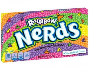 Rainbow Nerds - Theatre Box
