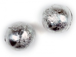 Silver Chocolate Balls
