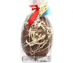 Milk Chocolate Caramel Latte Egg 200g (70% OFF)