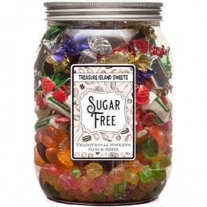 Sugar Free Selection Jar