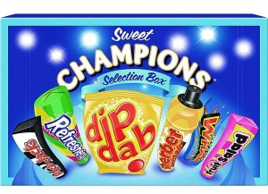 Sweet Champions Retro Selection Box