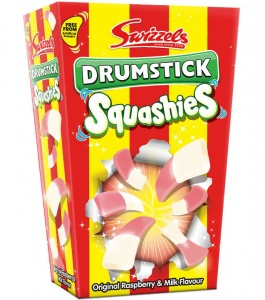Swizzels Drumstick Squashies  Large Gift Box 350g