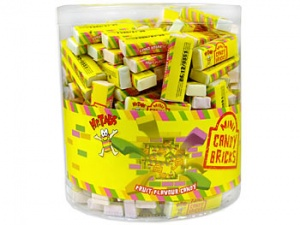 Tabs Candy Bricks