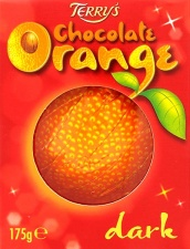Terrys Dark Chocolate Orange