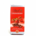 Lindt Strawberry Chocolate Bar 100g