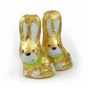 Easter Chocolate Bunnies