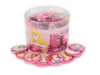 Chocolate Disney Princess Coins Tub Of 60