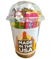 American Candy Gift Cup (180grams)