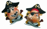 Pirates Milk Chocolate Box Of 75