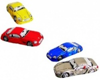 Sports Cars Milk Chocolate 120pcs
