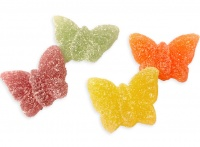 Butterflies Jelly Sweets
