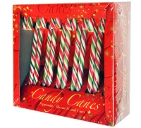 Candy Canes In Bulk x 288 (Offer Price) R/W/G (33% Damaged)
