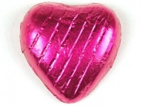 Cerise Chocolate Hearts