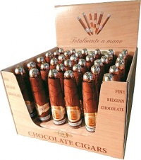Chocolate Cigars - Cuban Style