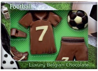 Chocolate Football Set (Milk Chocolate) Best Before 30.08.2019