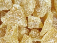 Crystallised Stem Ginger