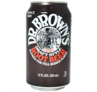 Dr Browns Root Beer
