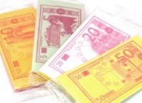 Edible Paper Funny Money