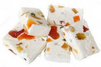 Exotic Fruit Nougat (Gourmet by Carlier) 700grams