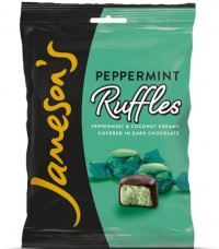 Jamesons Peppermint Chocolate Ruffles