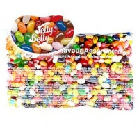 Jelly Belly 50 Assorted Flavour Jelly  Beans 1Kg Bulk Bag