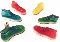 Jelly Fruit Shoes Edible Trainers