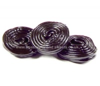Liquorice Wheels