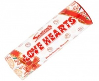 Love Hearts Gift Tube