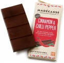 Madécasse Cinnamon & Chilli Chocolate Bar (Best Before End Sep 2017)