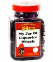My Jar Of Liquorice Wheels