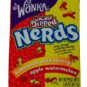 Wildberry and Peach Nerds