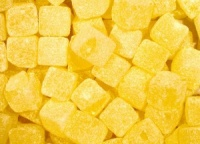 Pineapple Cubes (AKA Pineapple Chunks)