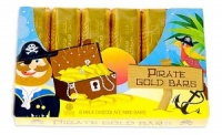 Pirate Gold Chocolate Bars