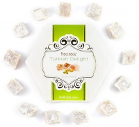 Pistachio Turkish Delight Gift Box Hacizade