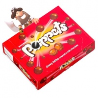 Poppets Toffee Theatre Box 154g