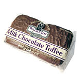 Milk Chocolate Toffee Slab Pack Of Ten