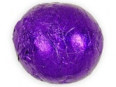 Purple Chocolate Balls