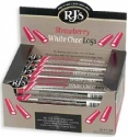 RJ's Liquorice Strawberry White Choc Log 40g