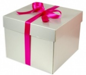 Create Your Own Silver Sweet Hamper