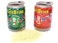 Soft Drinks Candy Cola & Lemon (Best Before 6th March 2020)