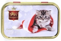 Stewart's Winter Kitten Tin Of Mints (Best Before 26.09.18)