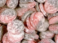 Sour Strawberry Liquorice
