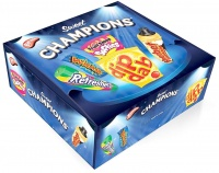 Sweet Champions Retro Gift Box