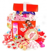 I Love You - Personalised - Sweet Hamper