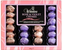 Rose & Violet Creams (Whitakers)