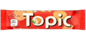 Topic  Chocolate Bar