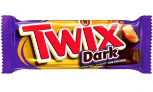 Twix Dark Chocolate USA