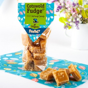 Vegan Seasalt Fudge (Fairtrade) 150g