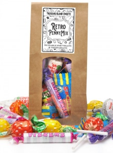 Retro Penny Mix Gift Bag (Vegan Friendly)